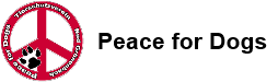 Peace for Dogs Logo
